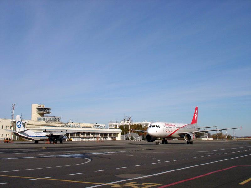 Аэропорт «Курумоч»
