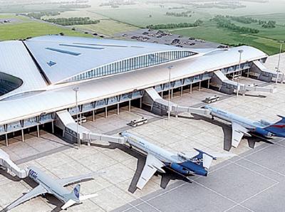 Новый аэропорт «Курумоч»