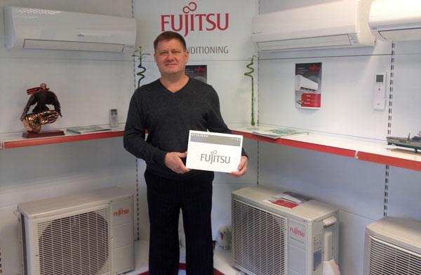 Финальный победитель акции «Комфорт с интеллектом от Fujitsu»!