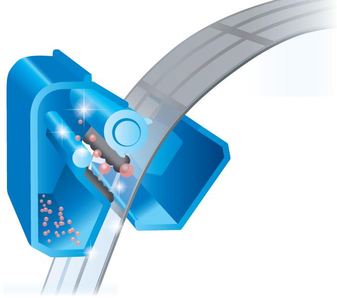 Двухступенчатая система очисти воздуха Fujitsu