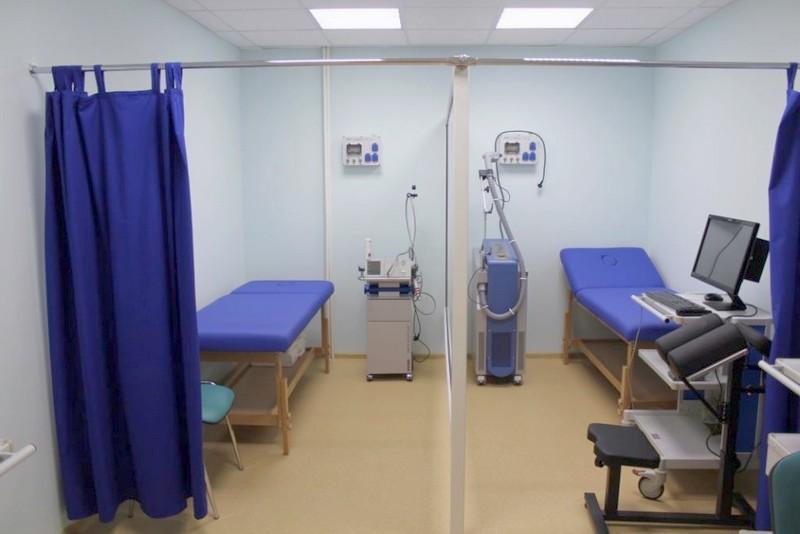 На площади более 4000 м² размещено 80 стационарных коек для инвалидов и ветеранов.