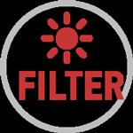 Индикатор загрязнения фильтра